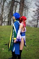 Jerza by Mezurashi-Cosplay