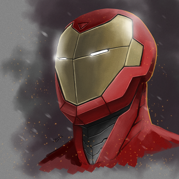 Invincible Iron Man by Naj1-273