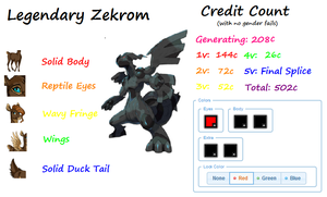 Project - Zekrom by tropical395