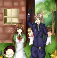 APH : Prussia+Hungary by RuminE