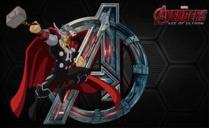 Avengers AOU- Thor (EMH) by MAD-54