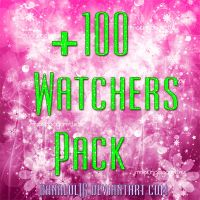 Pack +100 Watchers by danalol16