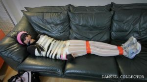 Tickled Then Taped Up by Damselcollector
