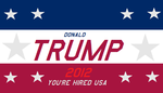 Donald Trump 2012 by bagera3005