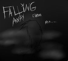 Falling Away From Me.. by Diblet