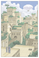 Byzaar City by gribouille