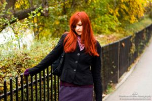 Forever autumn by ScorpionEntity