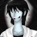 Jeff the killer by fdvx600
