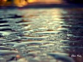 Water in the Morning by alex13p