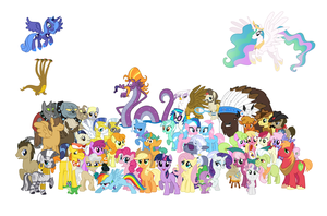 The Beyond Poster Project 15JAN12 by DrLonePony