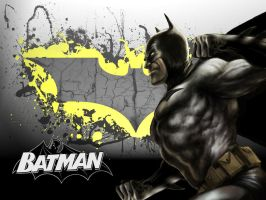 Batman Rage WP by Superman8193