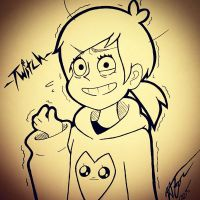A Gravity Falls Me by NasaGxX96