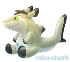 Inflatable Jay by Robo-Shark