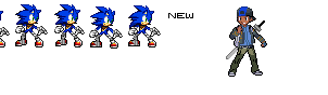 My first boom sprites by Laijee227