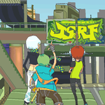 JET SET RADIO FUTURE by functioningat86