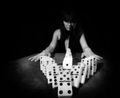 The Domino Effect by girltripped