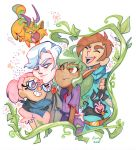 Harpy and the gang by Rocky-O