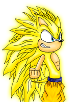 Super Sonic 3 by Sonitles
