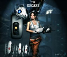 Portal 2: The Escape by toughraid3r37890