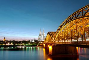 Cologne by immofritz