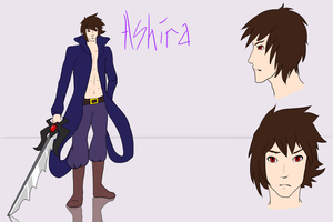 Ashira Reference Sheet by SpookyBjorn