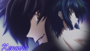 High School DxD ::Xenovia:: Wallpaper by AngelShadow92