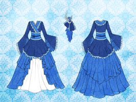Jun Dress Design by Eranthe