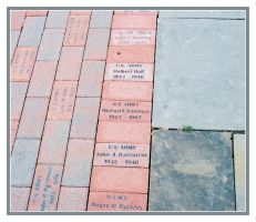 Dad's Brick by Donohue