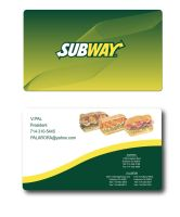 subway approved card by shamoil