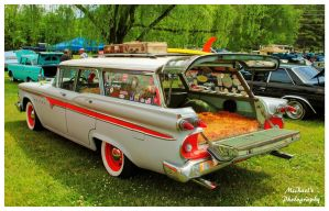 An Edsel Station Wagon by TheMan268