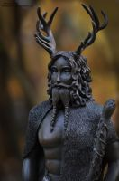 Cernunnos by LisenaPirus