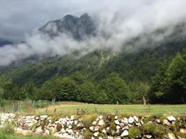Photography: Mountain Clouds by bakaprincess85