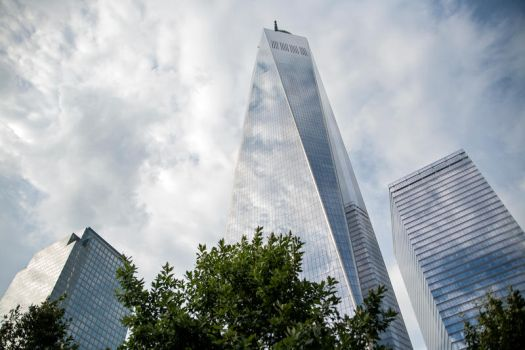 Freedom Tower by AshiMonster