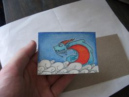 ACEO ~ Whisp by Trigus