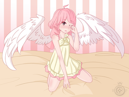 Little Angel by ButtonPrince