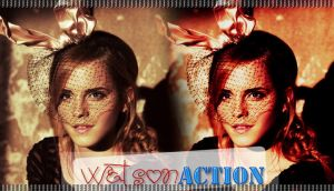 Watson Action for Photoscape by Luiisa9612
