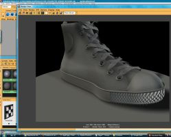 WIP: THE CHUCK by adox-tnw