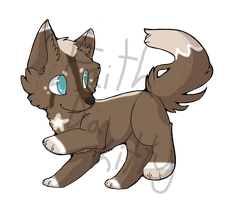 .:Puppy Adopt 1:. -Closed!- - Offer to Adopt - by faithdakitty