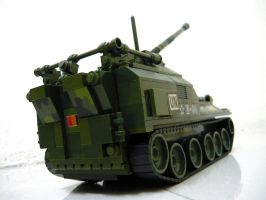 Russian WWII SPG Tank 5 by SOS101
