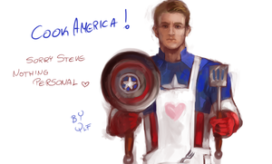 Cook America by AlyaW
