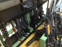 Resident Evil Guns Collection by Enfield9346