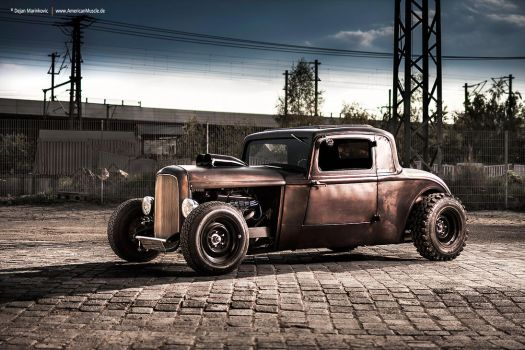 Hot Rod by AmericanMuscle
