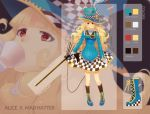 ADOPTABLE Mad Hatter Alice by Rosuuri