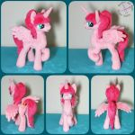 My Little Pony Demori Dawning Love OC Plush by Dawning-Love