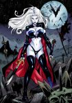 COLORS: Lady Death Tribute by Xavor85 by Tadpole7