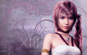 Serah Desktop Wallpaper by xCierra