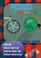 FIXED GEAR EVENT by bomzakub