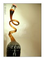 Curly Coke by m3kare