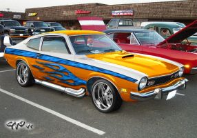 Ford Maverick - VT by Askashi