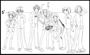 FL Main Cast Height Chart by loriofpandora